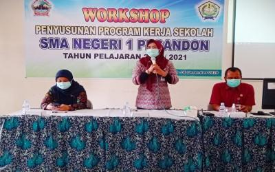 Workshop Penyusunan Proker Sekolah