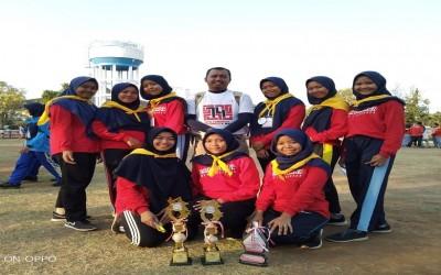 PMR SMA 1 Pegandon Raih Juara di Invitasi PMR Kendal