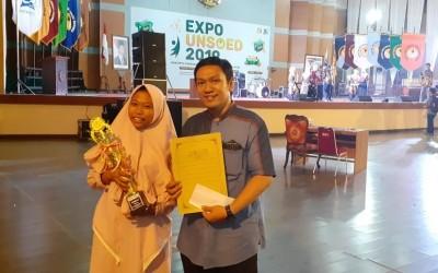 Aisyah Syuada Juara 1 MTQ Tingkat Jateng DIY di Unsoed