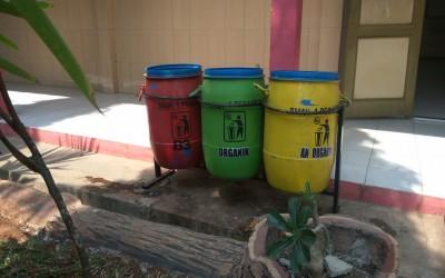 Merah Kuning Hijau Tong Sampahku