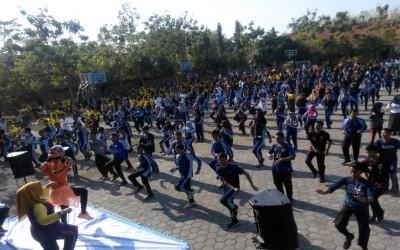 Senam Rutin Jum'at Sehat Edisi November 2019
