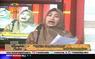 SMA 1 Pegandon di Bianglala Sastra Semarang TV